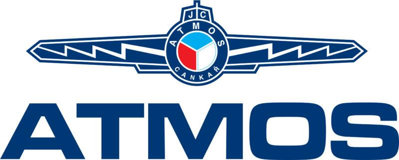 Logo ATMOS barevne